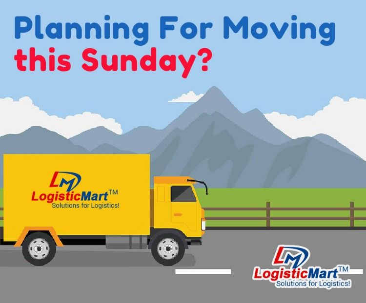 Planning For Moving Home House This Sunday Packers And Movers Mover Company How To Plan