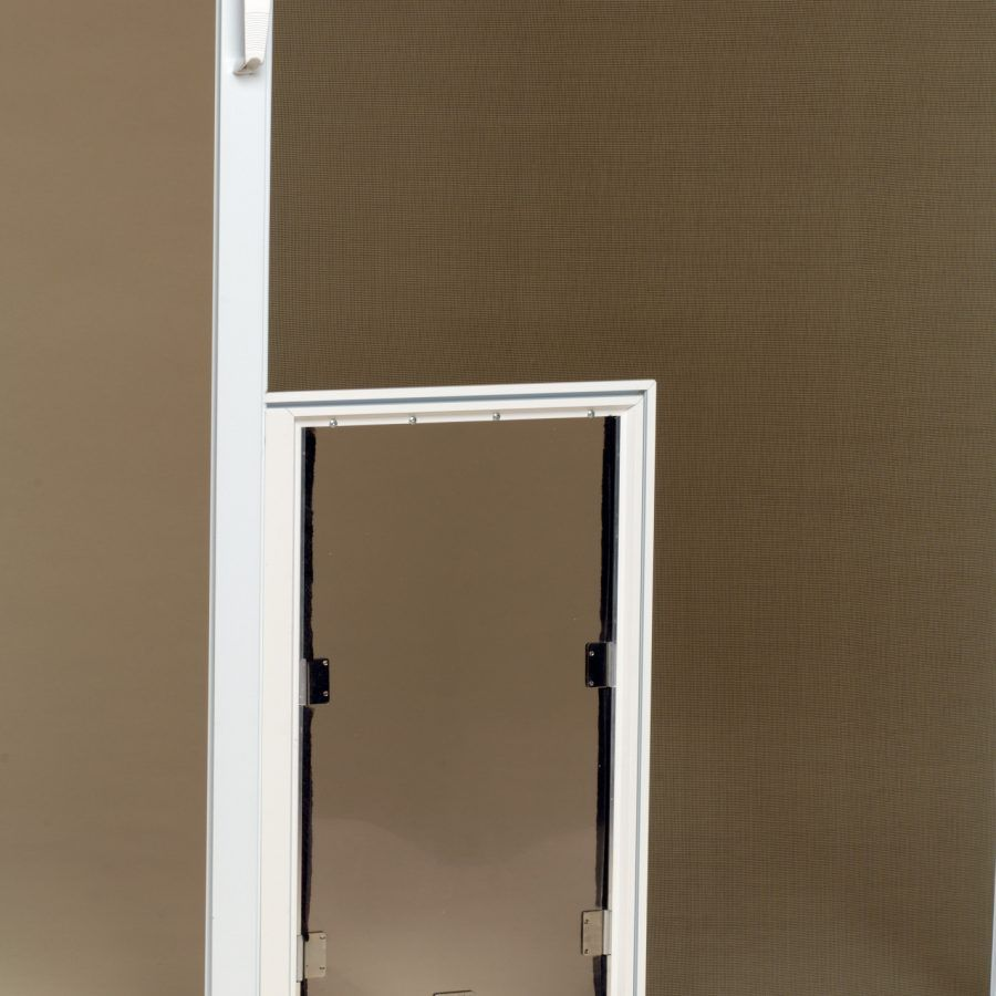 Hale Pet Door In Glass Conversion In 2018 Dog Houses Pinterest