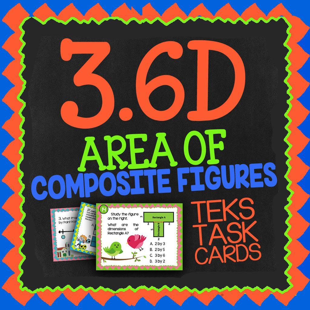 Math Tek 3 6d Area Of Composite Figures 3rd Grade