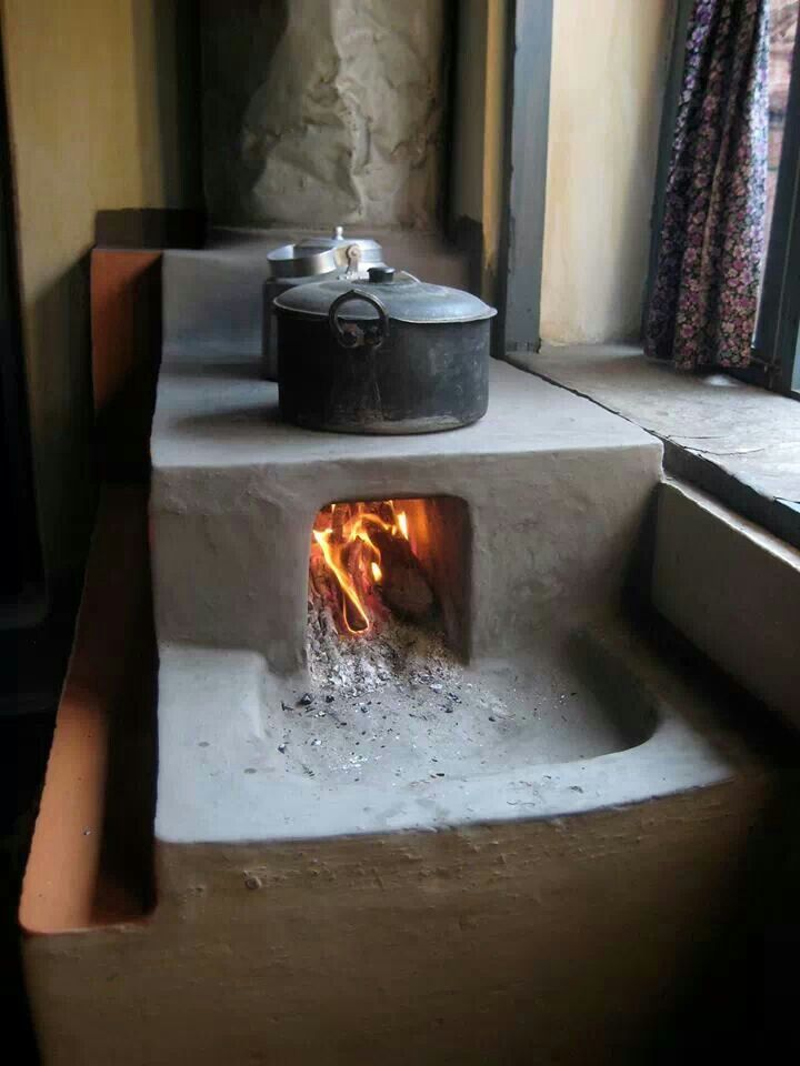 From Living Off The Grid   Stove   Oven
