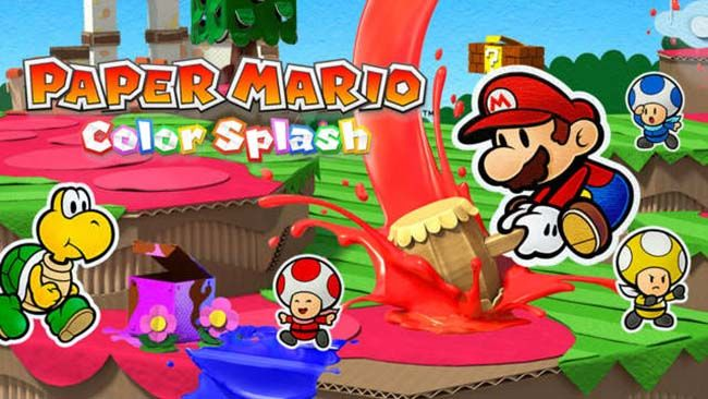 Pin by Ziperto Group on Favorites Games & Apps   Paper mario color