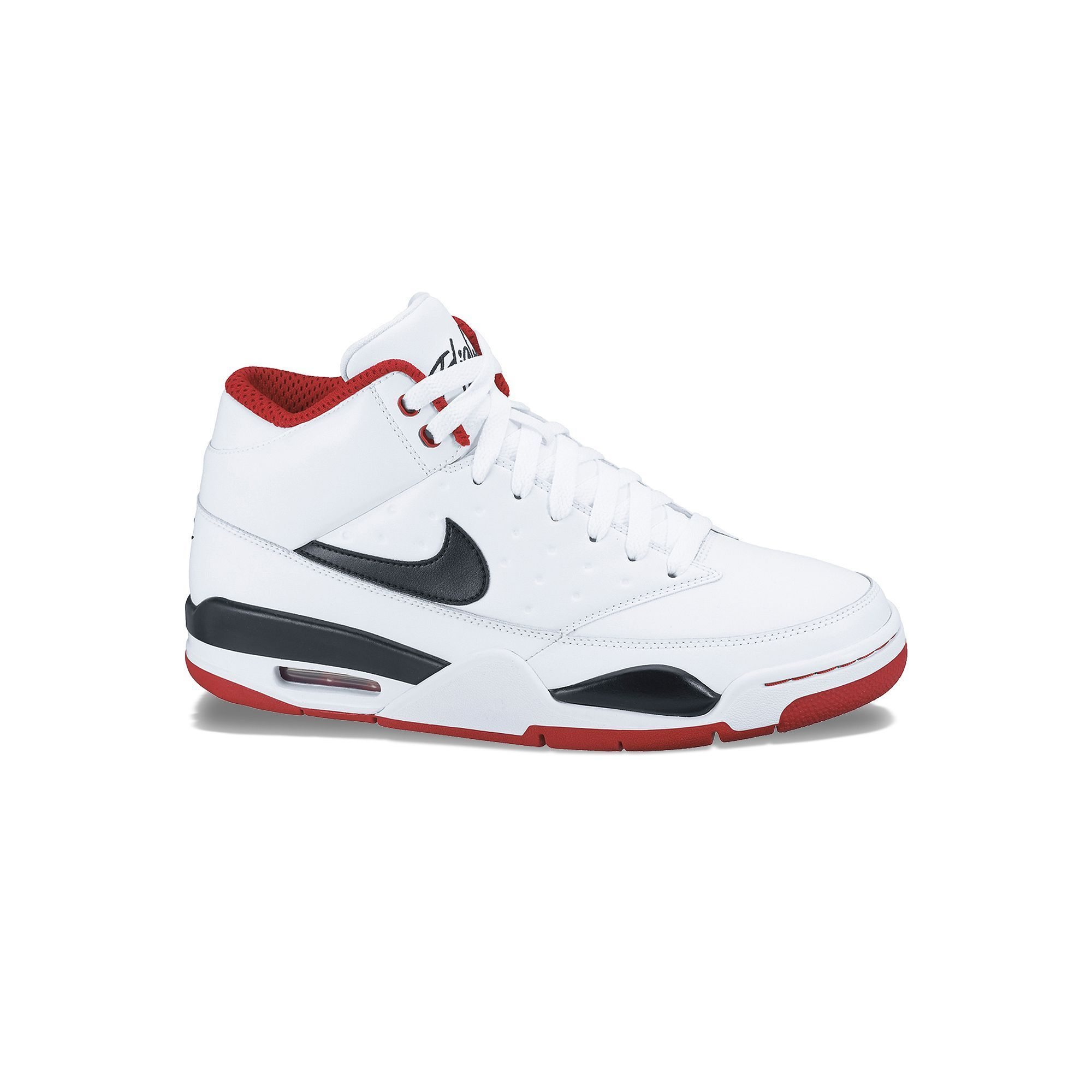 Nike Air Flight Classic Men's Basketball Shoes, Size: 10.5, White
