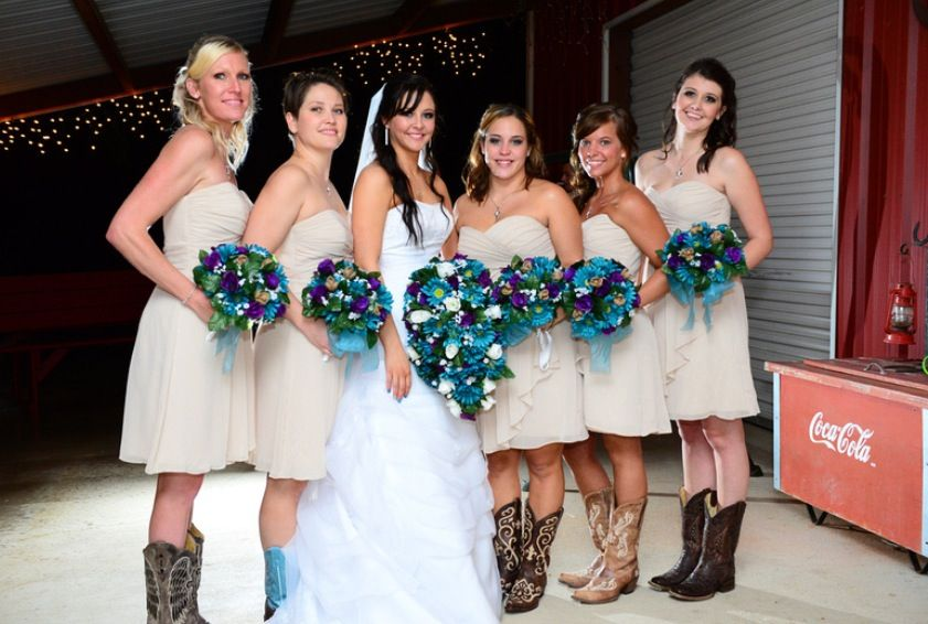 Redneck Wedding (:
