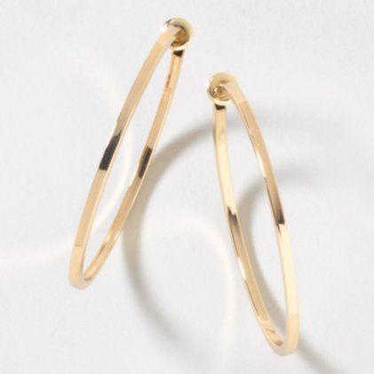 Pierceless Hoop Earrings