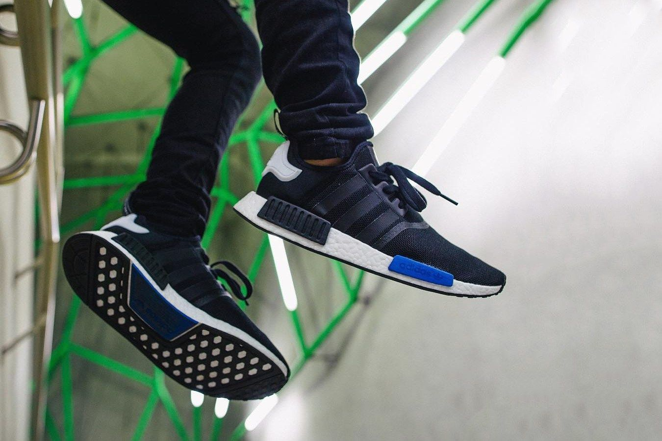adidas NMD Runner Primeknit (via rylejustinuy) | Zapatillas