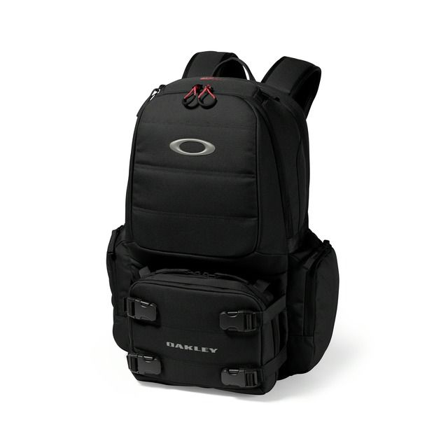 dc3e60a4d63 Shop Oakley Chamber Range Backpack in BLACK at the official Oakley online  store.