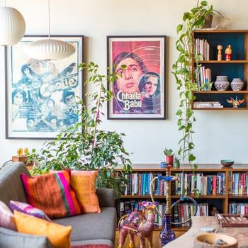 A Fiction Writer\'s Creative Los Angeles Home | House tours ...