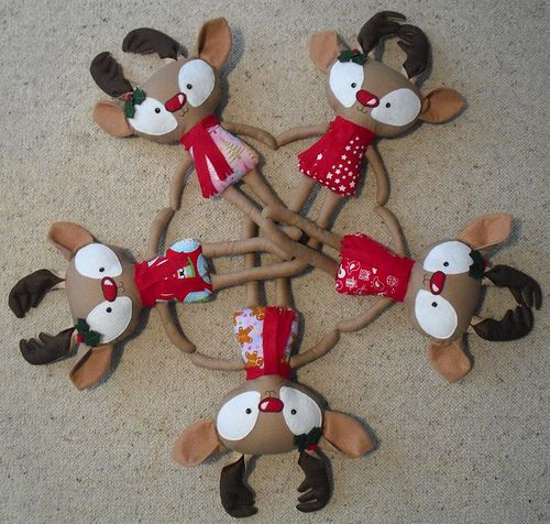 Dolls And Daydreams - Doll And Softie PDF Sewing Patterns: Christmas ...