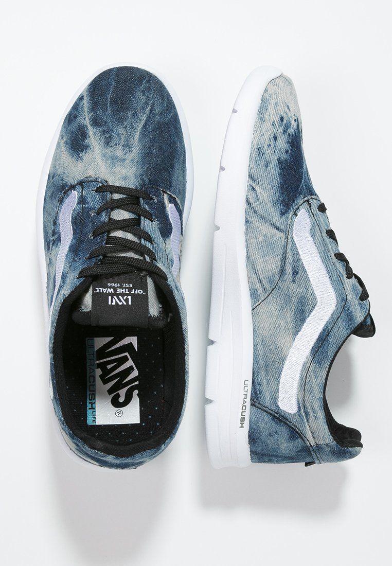 9ef00fd1fee614 ISO 1.5 - Sneakers laag - acid denim black white. Painted VansTrainersFootwearSneakersIn  ...