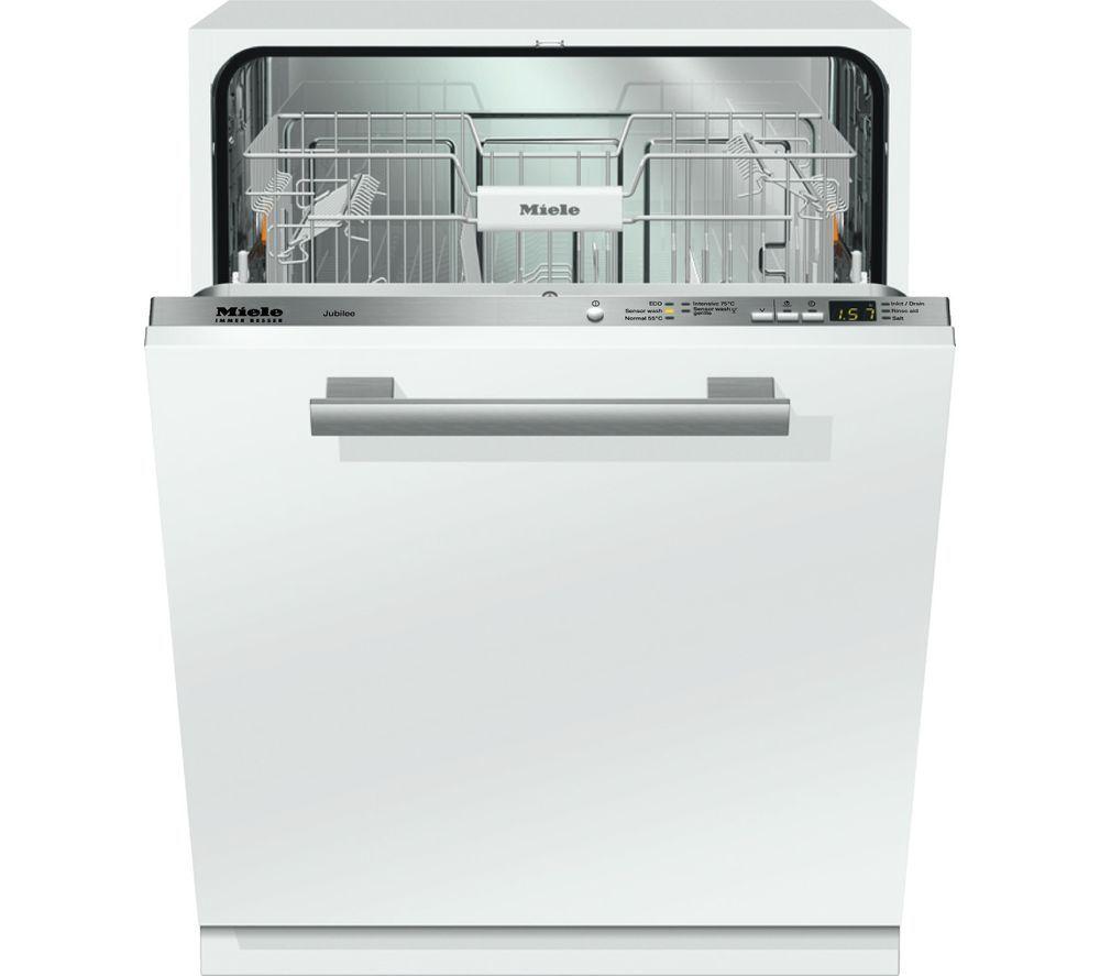 Buy a Miele G4990Vi Fullsize Integrated Dishwasher online