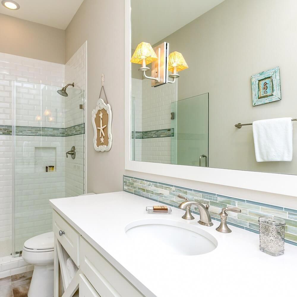 each house decor bathroom ideas at sugarsbeach com beach theme rh pinterest com