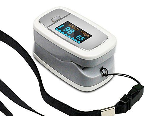 Easyhome Deluxe Fingertip Pulse Oximeter With Oled Display In 4 Directions And 6 Modes Ehp50d1 Want Addit Fitness Gadgets Medical Supplies Fitness Wristband