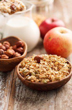 Das amerikanische Knuspermüsli: Granola selber mac - Foodie: What to eat next? -