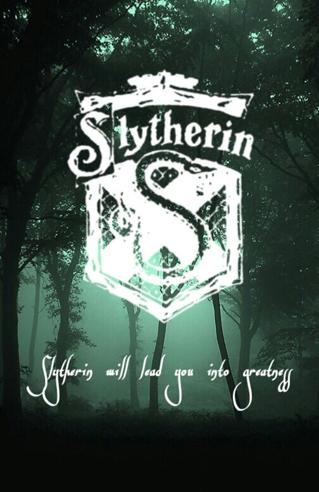 Slytherin Iphone 6 Wallpaper Harry potter wallpaper