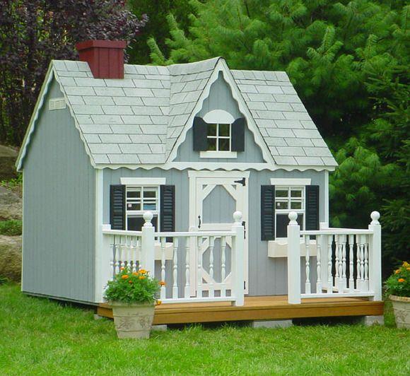 Modelo de casita para ni as jugando a las mu ecas www for Casa jardin ninos