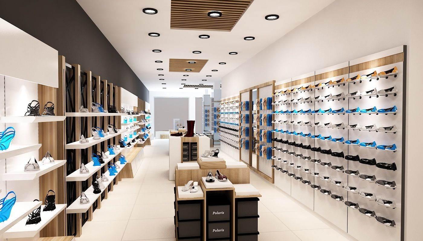 Libyan Store design store design shelving systems