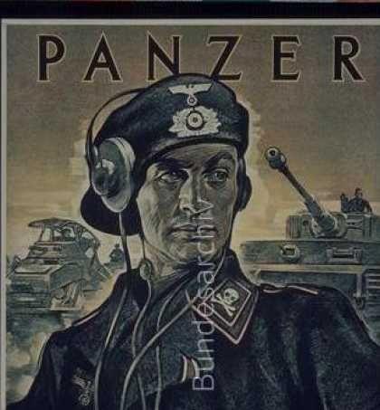 Werbung für Panzertruppen (1939)