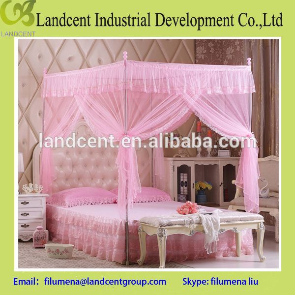 Decorative Bed Canopy Mosquito Net For Bunk Beds Photo, Detailed ...