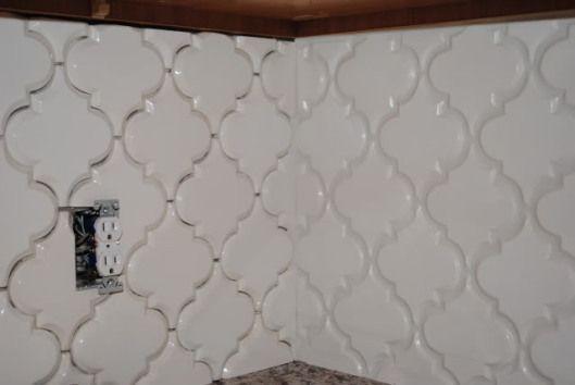 Posts About Kitchen Tile On Karen Viscito Interiors Arabesque Tile Arabesque Tile Backsplash Arabesque Tile Backsplash Kitchen