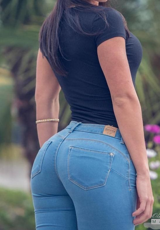 Pin su nothing butt jeans