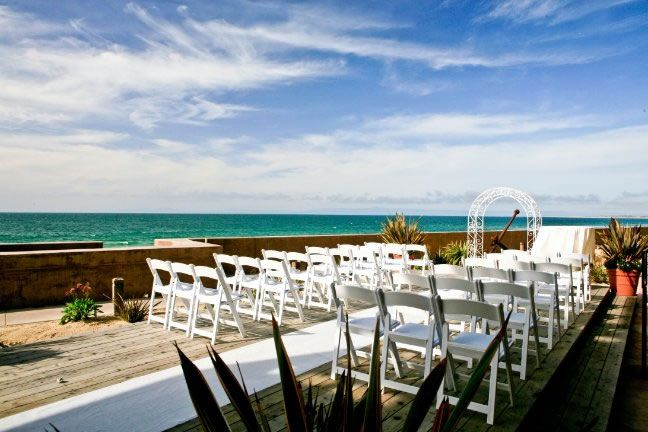 Beach Resort Monterey Beach Wedding Location Reception Venue