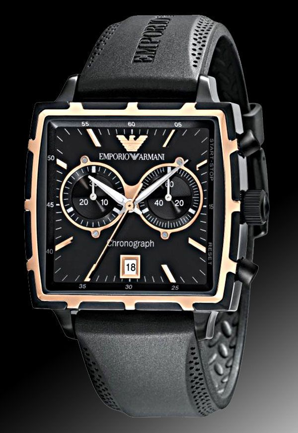 Present I Got For Dad Watches For Men Chronograph Watch Men Armani Diamonds