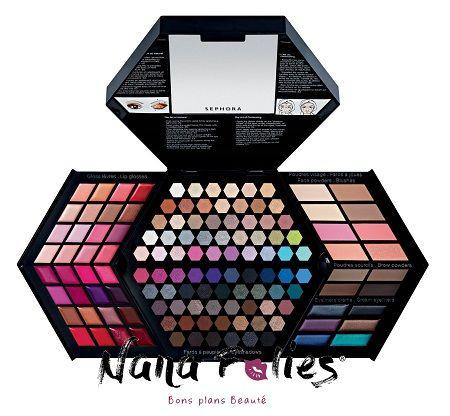 Palette Maquillage Geometricolor Sephora 19 95 Maquillage Sephora Collection De Maquillage Maquillage