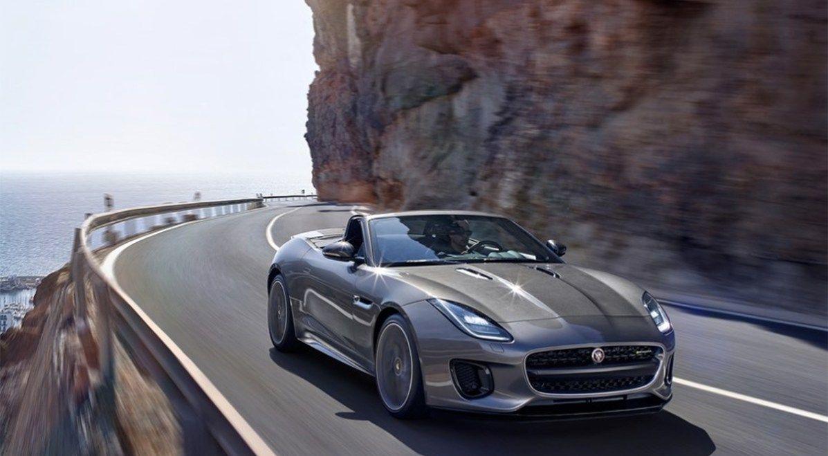 jaguar f type convertible 2018 un convertible de lite a un rh pinterest com