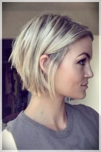 42 New Shorthairstyles For 2019 Bobs And Pixie Haircuts Hair Thick Hair Styles Hair Styles Bobs For Thin Hair