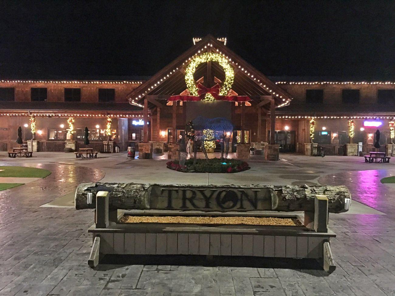 Tryon International Equestrian Center prepares for