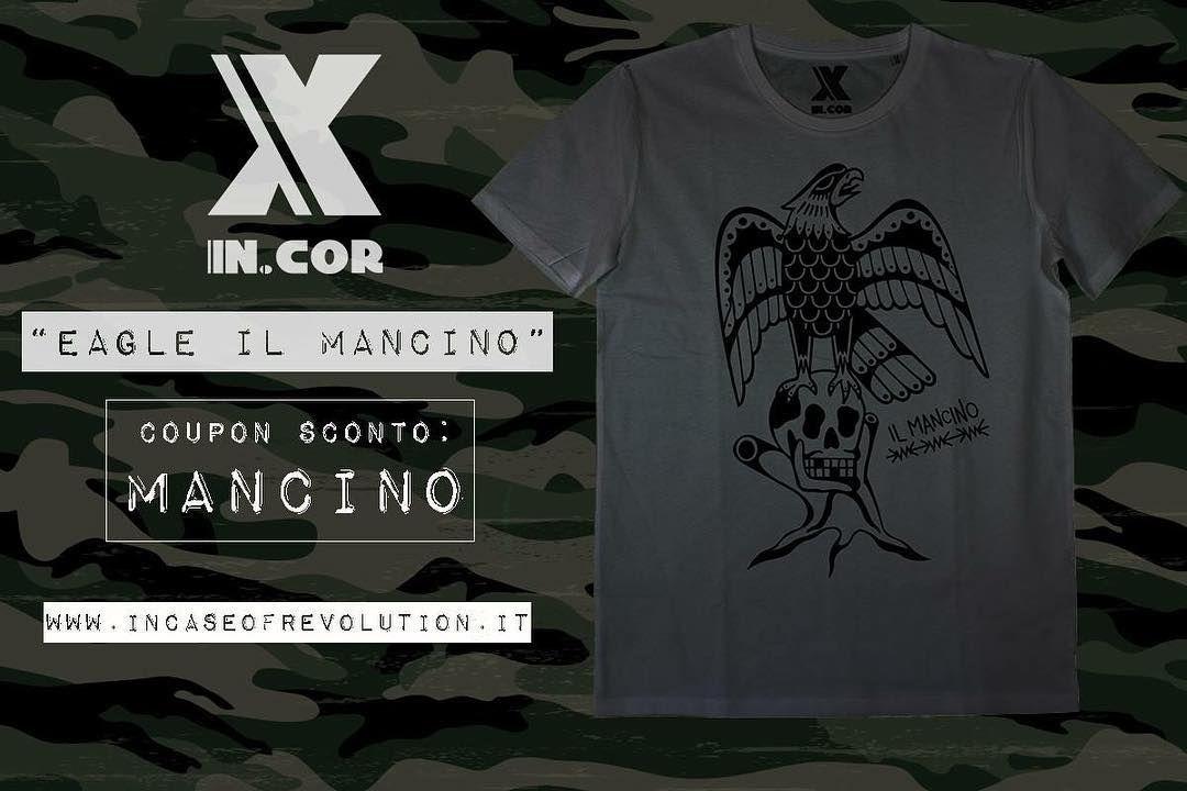T-shirt Ufficiale Elia IL Mancino Tattoo.Army Usa il coupon: MANCINO https://goo.gl/AMWN74  #incor #brand #italy #italia #torino #italianbrand #incaseofrevolution #graphic #swag #model #shooting #vans #jordan #new #marchio #streetwear  #incormood #revolution #vscocam #wear #street #tshirt #tee  #tattoo #artist #tanktop