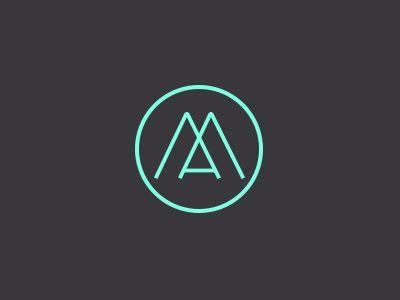 20 Amazing Monogram Designs Monogram Design Typographic Logo
