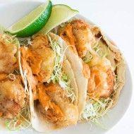 Fish taco! Fish taco! Fish taco! YAY!