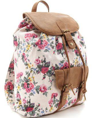 cute little backpack