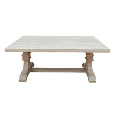 20 paige coffee table unfinished international concepts in 2019 rh pinterest com