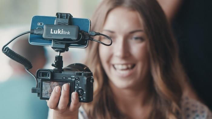 [BY 긱스타터] 1. Lukilink(루킬링크) 소개DSLR로 촬영을 하다보면 카메라의 LCD창이 답답할 때가 있...
