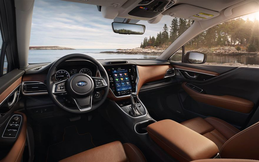 Awesome Subaru Outback 2020 Interior Colors And Review In 2020 Subaru Outback Subaru Cars Subaru Crosstrek
