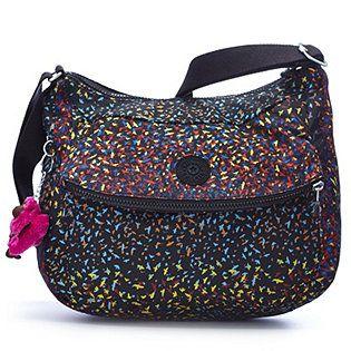 a9e73b12322 Kipling Lalena Medium Shoulder Crossbody Bag with Adjustable Strap ...