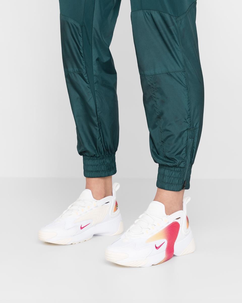 ZOOM 2K Sneakers laag whiterush pinksailmelon tint