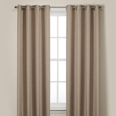 Rockport Blackout Grommet Window Curtain Panels   Bed Bath U0026 Beyond