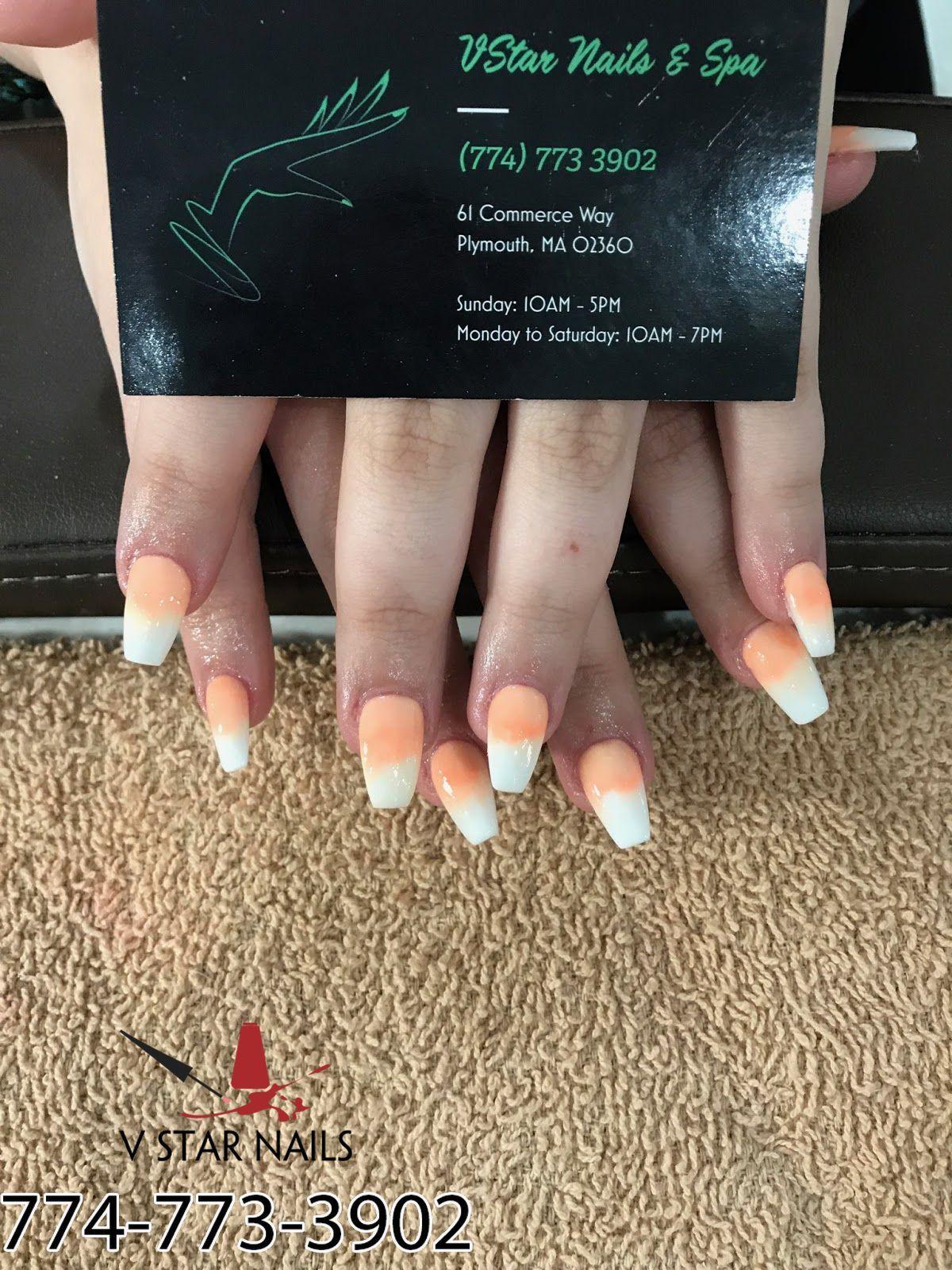 Pin On V Star Nails Nail Salon 02360