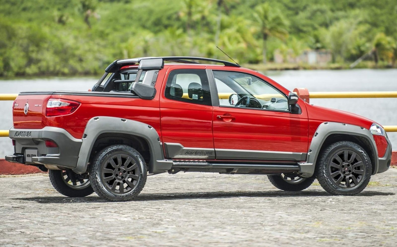 2019 fiat strada release date price and review my car review rh pinterest com fiat strada 2014 a venda