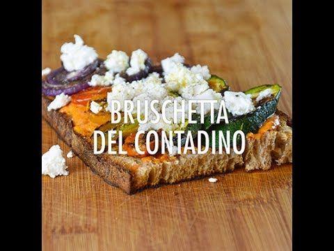 Bruschetta del Contadino |  Chef in Camicia