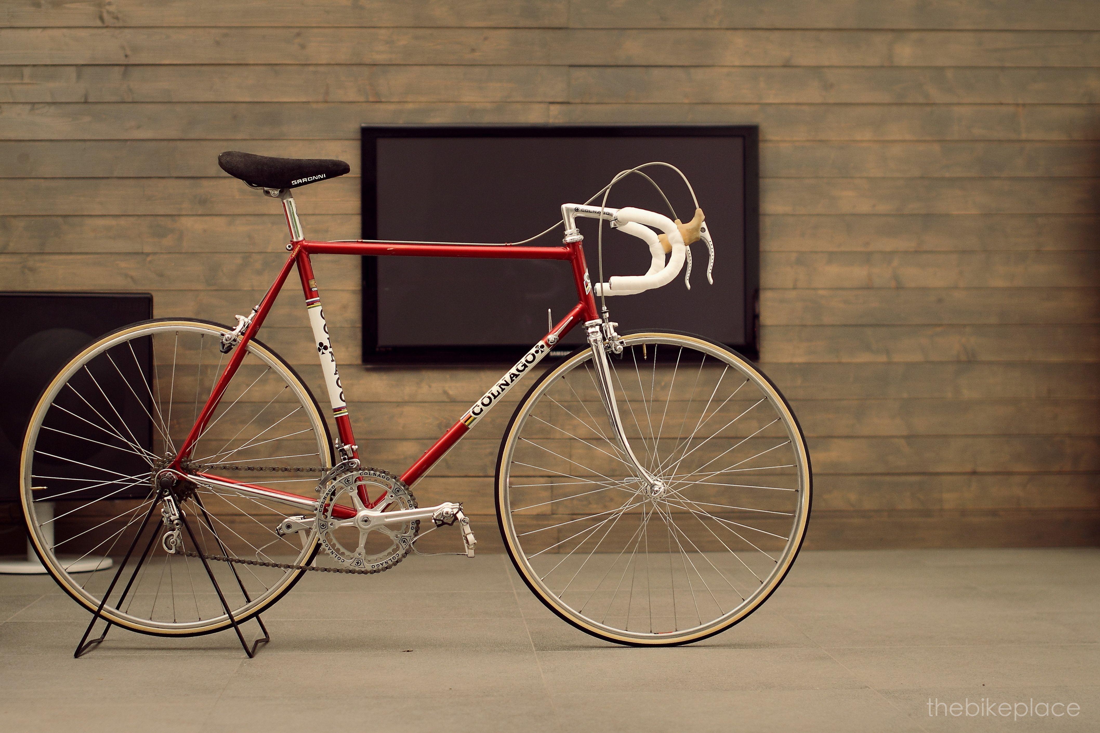 Colnago Saronni | Bikes | Pinterest | Bicicleta y Bicis antiguas