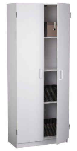 amazon com ameriwood double pantry white home kitchen rh pinterest co uk