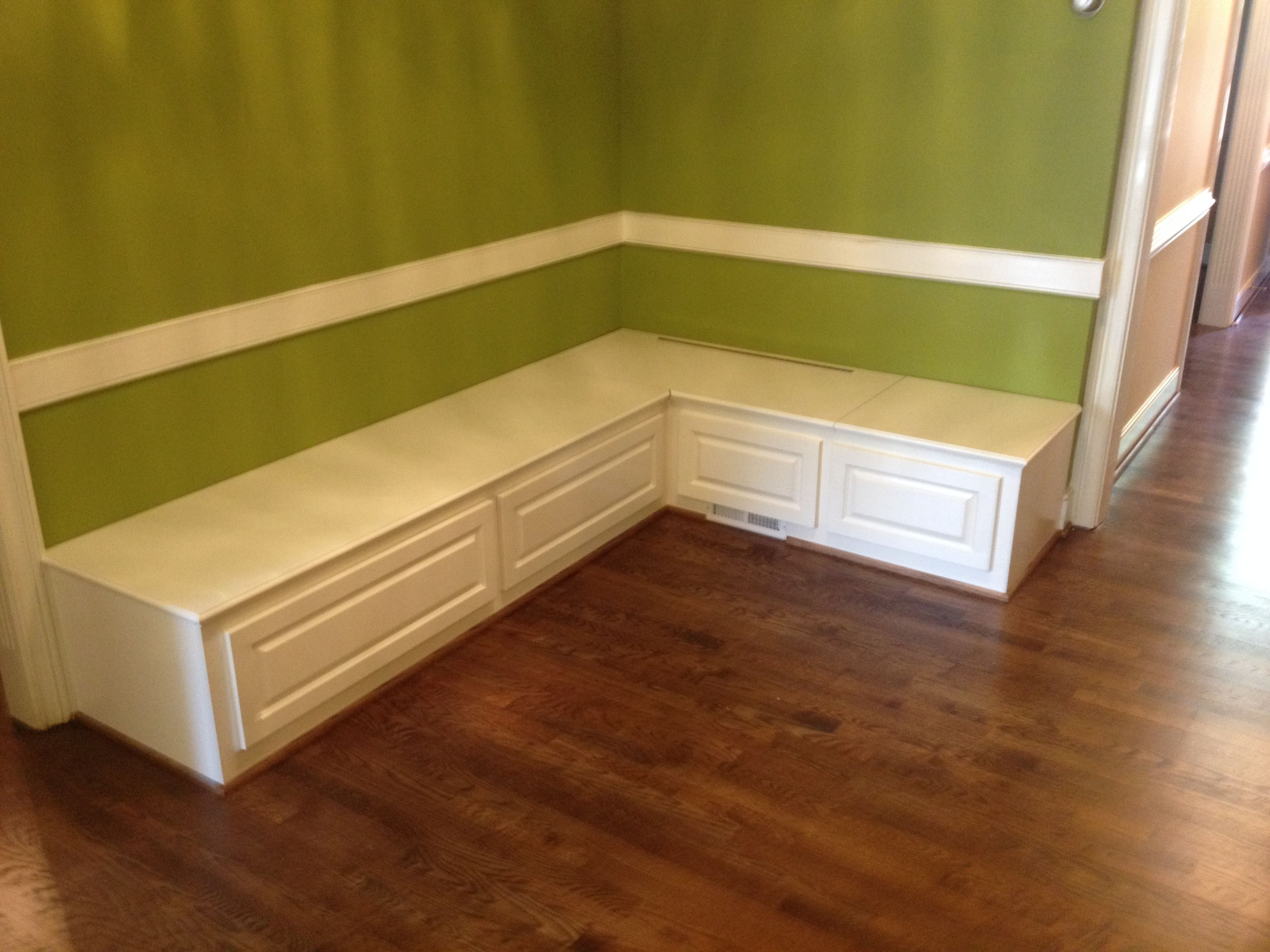 Dining Room Bench Seating  Builtins  Pinterest  Dining Room Glamorous Dining Room Storage Bench Design Ideas