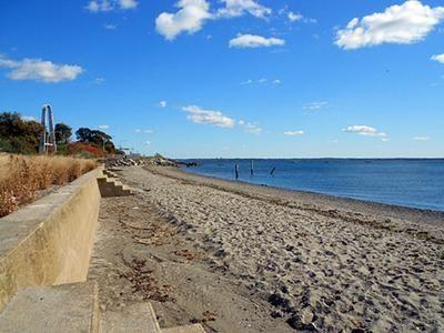 rocky beach warwick ri usa places to go pinterest rhode rh pinterest com