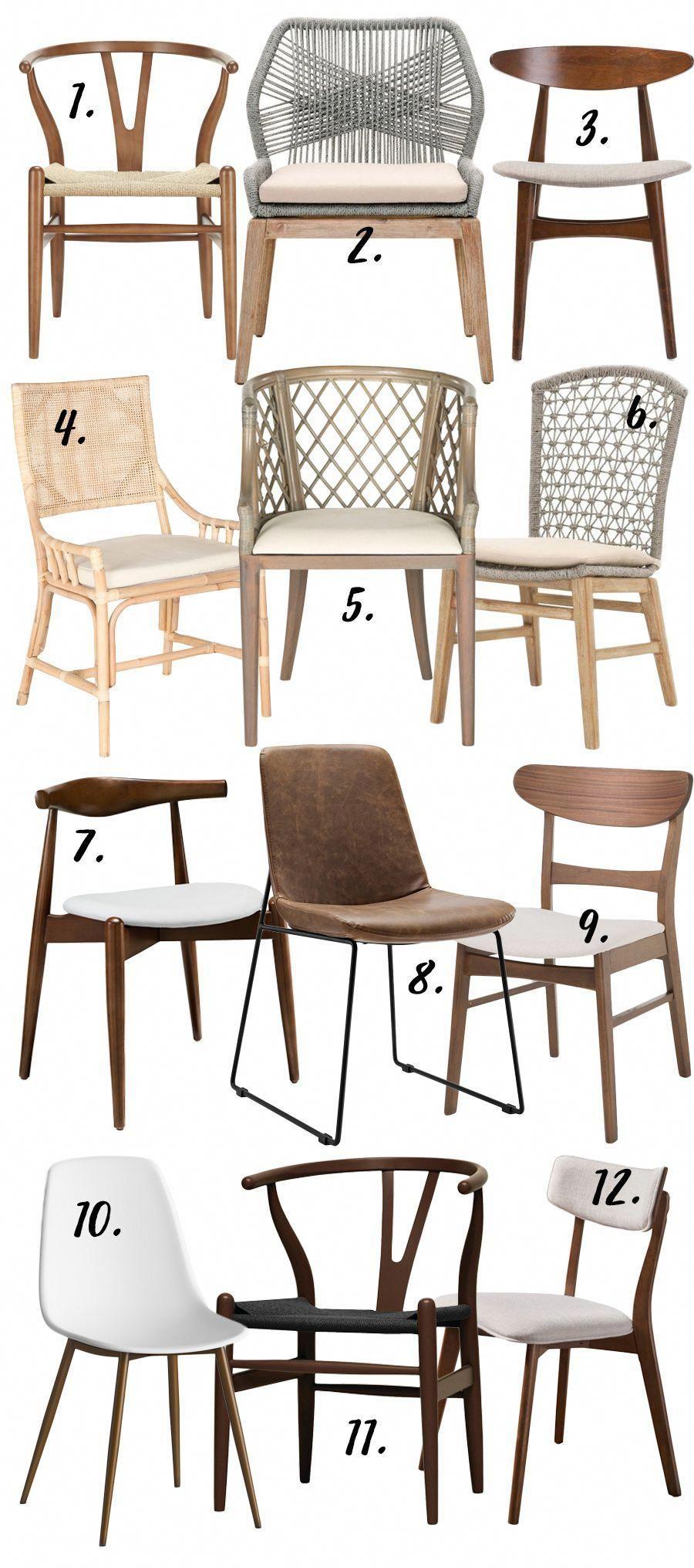 Modern Bohemian Dining Room Chairs To Suit Every Budget Hey Djangles Heydjang Bohem Bohemian Dining Room Decor Boho Dining Chairs Cheap Dining Room Table