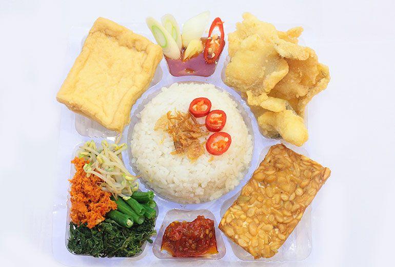 Terima Pesanan Catering Nasi Kotak Box Murah Surabaya
