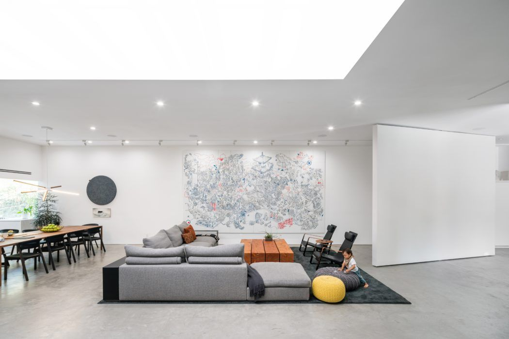 contemporary single family residence located in los angeles rh pinterest com